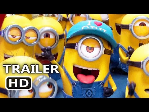 Thumbnail: DЕSPІCАBLЕ MЕ 3 Official Trailer # 2 (2017) Minions Animation Movie HD