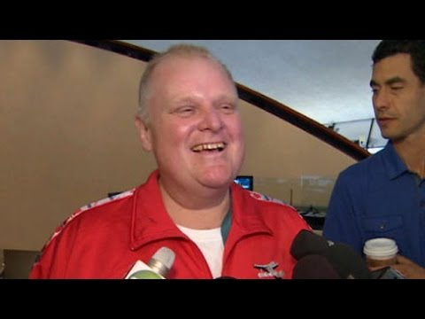 Rob Ford admits illegally using HOV lanes while driving alone