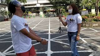 Nagkalat na sa Maynila ang iyong katambayers #kinggerila #lamokdance