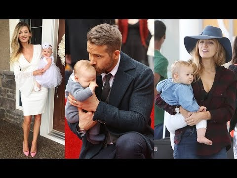 Life Story of Ryan reynolds Blake Lively Daughter Ines ...