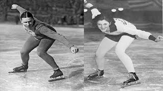 The Athletes of the First Winter Olympics