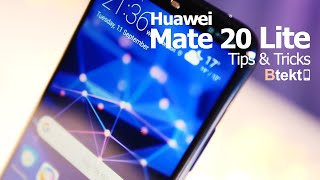 Huawei Mate 20 Lite | EMUI Tips for this Brilliant Mid-Ranger