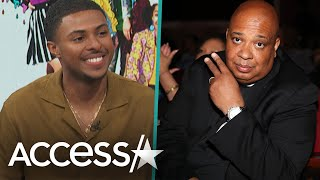 Diggy Simmons Says Dad Rev Run Is A 'Fan' Of 'Grown-ish': 'He's Happy I'm Out Here Doing My Thing'