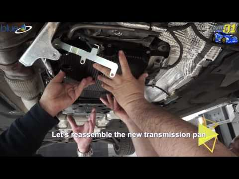 Mercedes CLS with 9G-Tronic transmission. Maintenance of CLS with 725.0 transmission, 9- speed