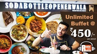 UNLIMITED BUFFET IN JUST Rs 450