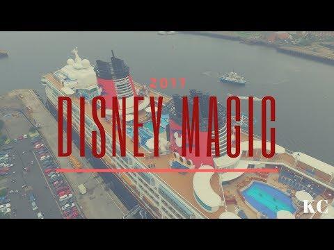 Disney Magic in North Shields 19.07.17 || KMC UK