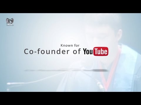 Biography of Jawed Karim || Youtube Co-founder || Full 1080HD