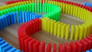 HUGE DOMINO SCREENLINK! (25,000 dominoes!) thumbnail