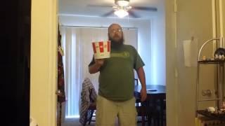 KFC bucket challenge