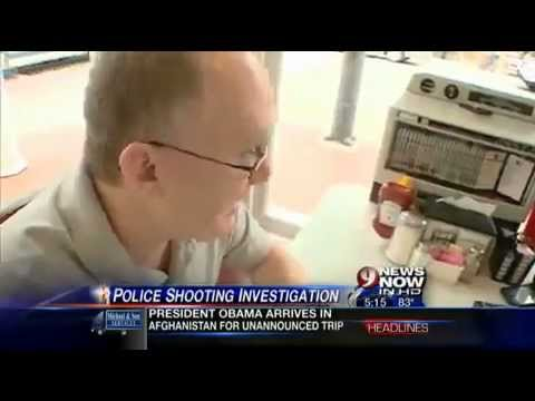 WUSA9 - Citizen Wants Open Investigation Into Officer-Involved Shooting Of Patricia Cook