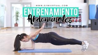 Entrenamiento abdominales en 8 min | Abs workout