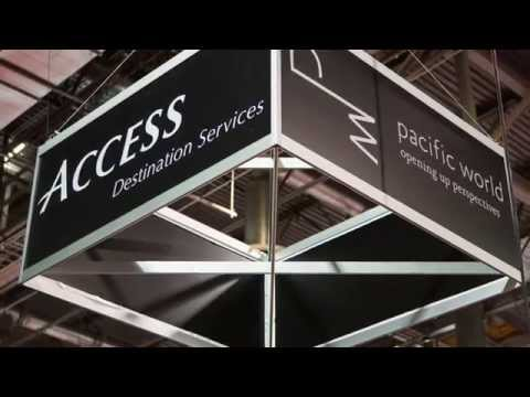 ACCESS + Pacific World IMEX America 2014