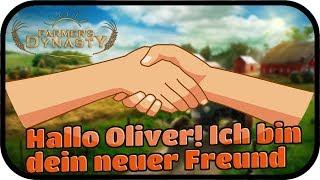 Baixar Farmers Dynasty - Hallo Oliver! Ich bin dein neuer Freund ★ #01 Lets Play Deutsch Gameplay