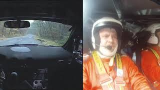Tim Gábor - Timár Tamás / I. Nyíregyháza Rally - Abaújvári elágazás - GY3 - Opel Adam R2