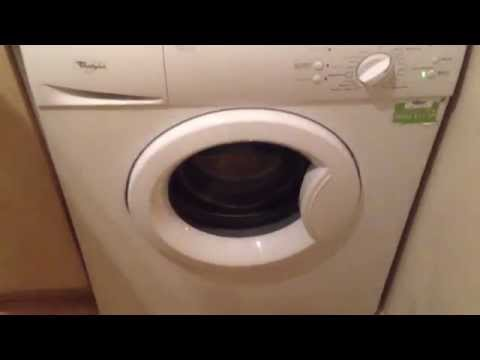 how to clean your washing machine with baking soda and vinegar whirlpool youtube. Black Bedroom Furniture Sets. Home Design Ideas