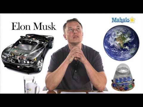 Elon Musk Talks About Propulsion to Space