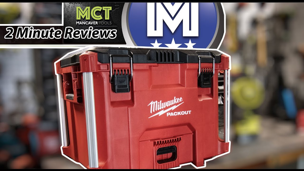 XL Milwaukee Packout Unit