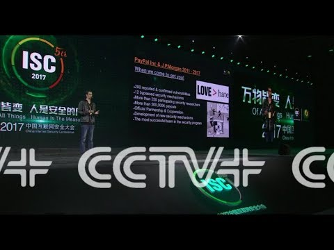 Internet Security Conference 2017 (China|Beijing) - Benjamin Kunz Mejri Keynote (Elite Hacker)