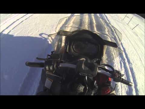 2015 Snowmobiling Near Greer Arizona Hwy 273