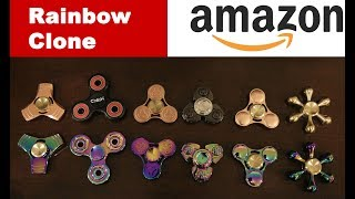 Top 6 Best Fidget spinner VS Rainbow Clone review on Amazon 2017 #79