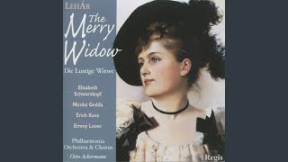 "The Merry Widow: Act II, ""Sieh dort den kleinen Pavillon"""