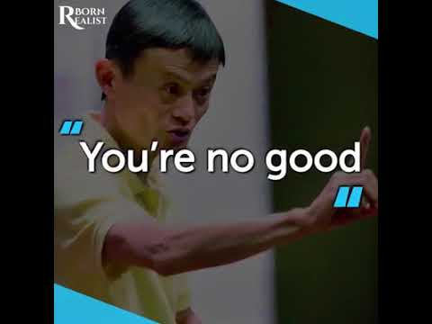 Inspiring as well as motivating story of jack ma