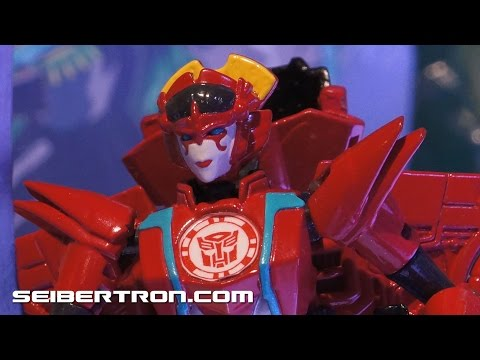 Transformers Robots In Disguise Products revealed at Toy Fair 2016