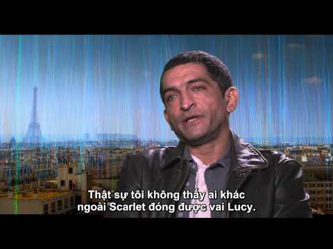 LUCY  phỏng vấn: Diễn viên Amr Waked trong vai cảnh sát Del Rio