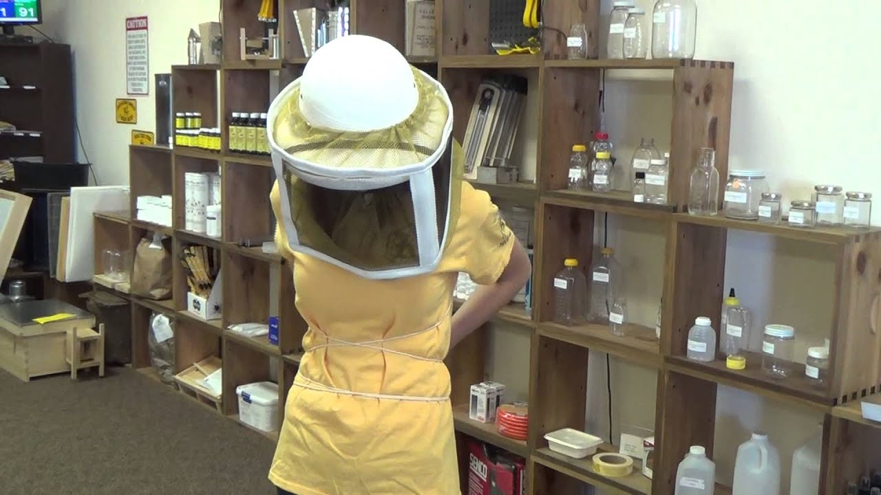 Kelley Beekeeper Helmet and Veil