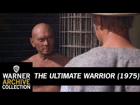 The Ultimate Warrior (1975) – A Fair Offer For Fighting