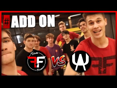 Add ON CHALLENGE?! | Freemove VS TeamSkillPower