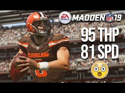 Madden 19 OFFICIAL Rookie Ratings! Lamar Jackson Is How FAST!??