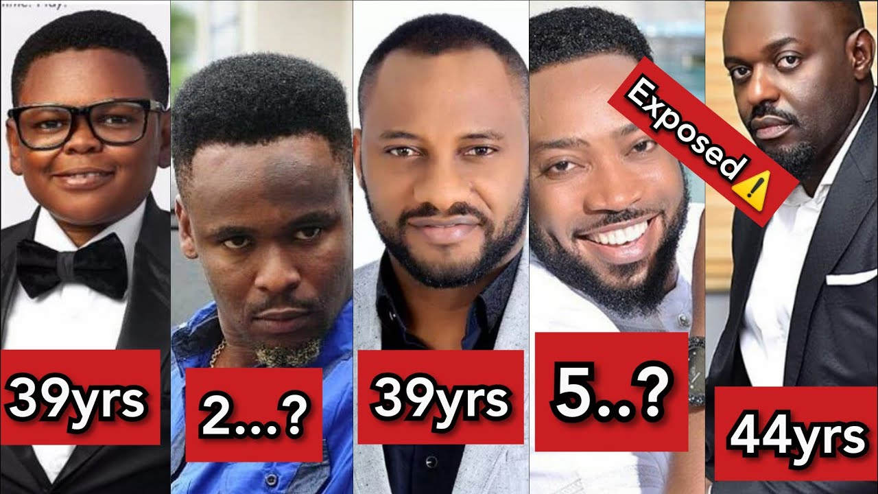 Download TOP NOLLYWOOD ACTORS  REAL AGE, REAL NAMES & BIO/STATE OF ORIGIN.. YOU DON'T KNOW. ZUBBYMICHAEL 2021
