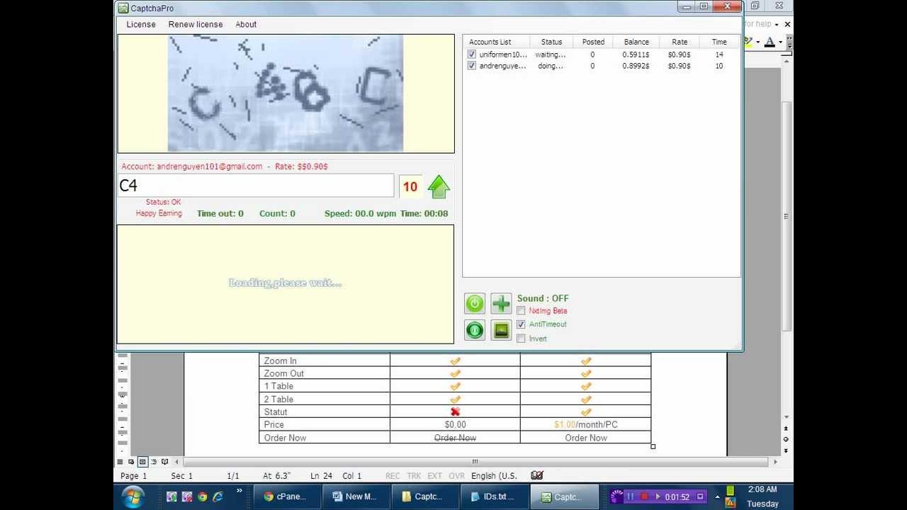 Captcha Pro Qlinkgroup Software