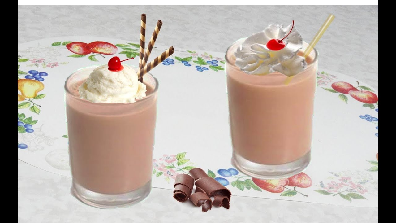 How to make Creamy Cocoa - Serve Cold Cocoa with Ice Cream or Hot ...