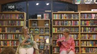Anne Perry discusses TWENTY-ONE DAYS