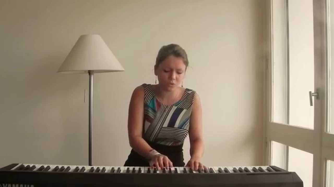 Et dans 150 ans cover piano voix youtube for Dans 150 ans