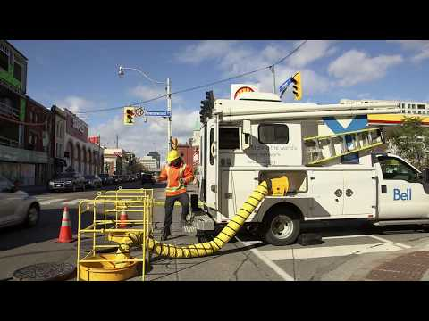 Bell Canada Designs And Manages Fiber Networks With Intergraph G/Technology Fiber Optic Works