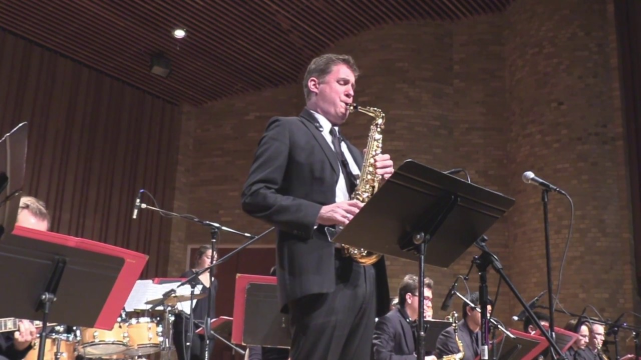 The Point of No Return | comp. Eric Richards | Dave Camwell | Gustavus Adolphus Jazz Ensemble