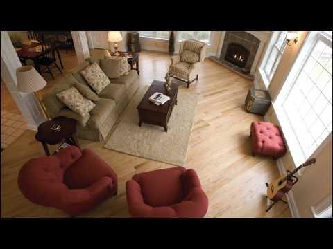 Defining Luxury ... American Hardwoods