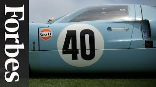 The Ford GT40: Celebrating 50 Years Of Victory At Le Mans