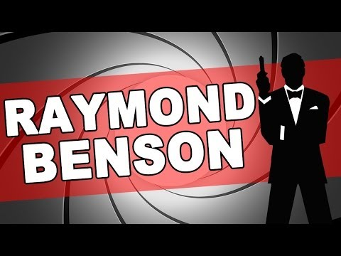 Raymond Benson Interview | James Bond Radio Podcast #011