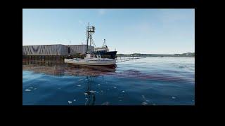 Fishing North Atlantic ЛОВЛЯ РЫБЫ СЕТЯМИ В АТЛАНТИКИ 5