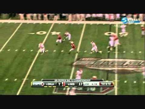 Lavonte David vs  Oklahoma 2010