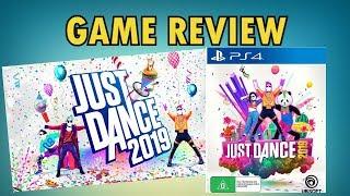 Just Dance 2019 PS4 Review (ft. Adam's Real Legit Reviews)