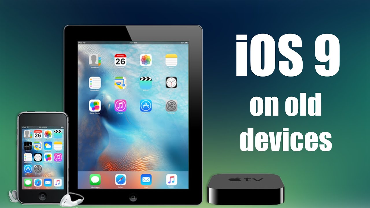 new arrival 8ff19 d021d Install iOS 9 on Old Devices using Grayd00r Tutorial