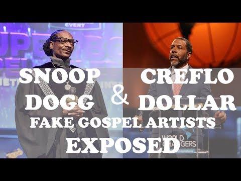 SNOOP DOGG, CREFLO DOLLAR, &  TOP GOSPEL ARTISTS EXPOSED FOR FAKE GOSPEL ALBUM