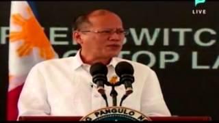 [PTV] Green Switch - Benigno S. Aquino III speech [11 24 14]
