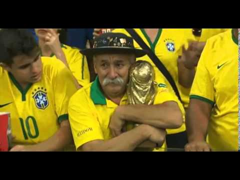 Saddest Person of 2014 World Cup