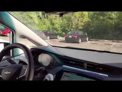 Chevrolet Bolt EV Ride Along